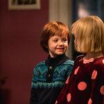 Casper en Emma maken theater (Karsten og Petra Lager Teater)
