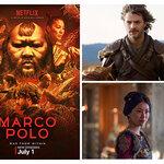 """""""Marco Polo"""", saison 2: belles gueules et héros envoûtants"""