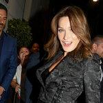 Carla Bruni en lingerie dans les couloirs de l'Élysée, Catherine Deneuve se paie Laurent Delahousse et Katy Perry paie pour garder Orlando Bloom pour elle