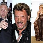 """""""Johnny était alcoolisé du matin au soir"""", le sms fabuleux de Poelvoorde et Kylie se dénude pour ses 50 ans"""