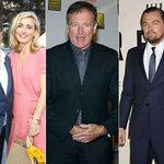 """""""Robin Williams me trompait et j'étais d'accord"""" et Carla Bruni : """"Nicolas Sarkozy et moi sommes très différents"""""""