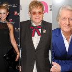 """Elton John : """"Les drogues ont fait de moi un monstre"""" et Patrick Sébastien : """"J'ai déjà prévu mon enterrement"""""""