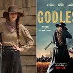 """Série: les veuves portent le flingue et la culotte dans """"Godless"""""""