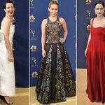 Le tapis rouge des Emmy Awards 2018