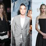 """Robbie Williams : """"Très souvent proche de la mort"""", la fille d'Elvis Presley ruinée et J-Law défend son corps"""