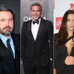 """""""George Clooney au lit ? 9 sur 10"""", Ben Affleck trompait sa femme depuis 2013 et Nabilla a """"peur de péter un câble"""""""