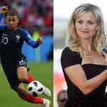 Reese Whiterspoon a flashé sur Kylian Mbappé, Angelina Jolie rêve d'un nouvel enfant, Gad Elmaleh en couple avec une animatrice belge ?
