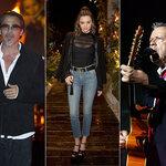 Renaud boit à nouveau, Miranda Kerr renonce à faire l'amour et Florent Pagny clashe Julien Doré