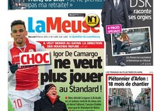 La Meuse - Luxembourg