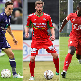 Aperçu des transferts entrants et sortants en Jupiler Pro League