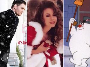 Quand on entend ces chansons, Noël se profile à l'horizon