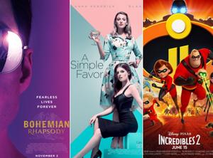 Deze films braken potten het afgelopen jaar