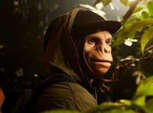 Kid Noize, l'homme à la tête de singe aux Francofolies de Spa!