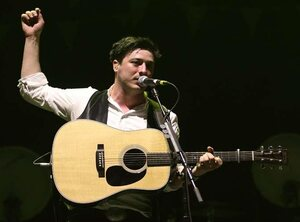Mumford and sons: feest op het Werchter-podium!