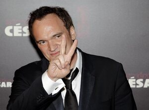 Quentin Tarantino in tien songs
