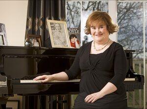 Elf jaar geleden ontdekte de wereld ene Susan Boyle