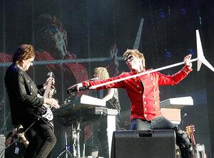 Bon Jovi, een geoliede rockmachine
