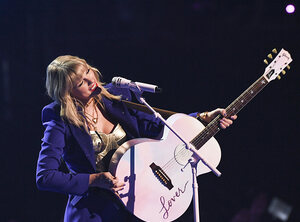 Taylor Swift: du statut d'étoile de la country à meilleure artiste pop
