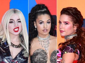 Le tapis rouge des MTV Europe Music Awards