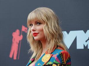 De rode loper van de MTV Video Music Awards