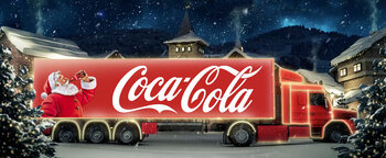 Coca-Cola kerstcommercials