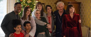 Samedi : Ma belle-famille, Noël et moi