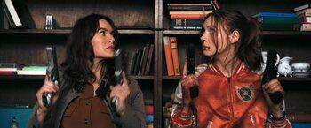 'Bloody Milkshake', un film d'action à la sauce girl power