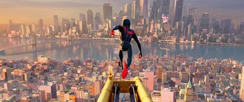1. Spider-Man: Into the Spider-Verse (2018)