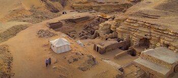 'Les Secrets de la tombe de Saqqarah', un documentaire fascinant à découvrir sur Netflix