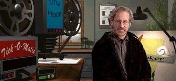 Showbizz detective: de onbekende videogame van Steven Spielberg met Jennifer Aniston en Quentin Tarantino