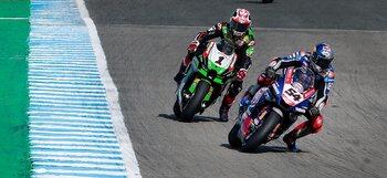 Suspense argentin en Superbike