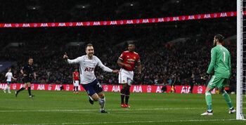 One day, one goal: Christian Eriksen inflige à Manchester United le but concédé le plus rapide de son histoire en Premier League