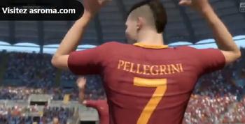 4. Lorenzo Pellegrini à l'AS Rome