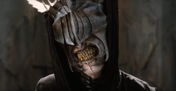 Bruce Spence in 'Lord of the Rings: The Return of the King'