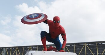 Gratis te leen: Spider-Man