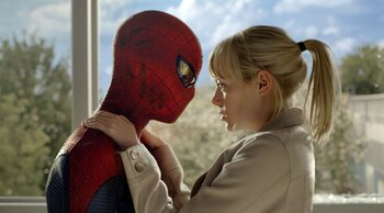 Samedi: The Amazing Spider-Man