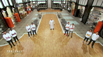"""""""Top Chef"""": Philippe Etchebest sort ses couteaux"""