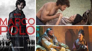 Marco Polo, een gloednieuwe serie van Netflix