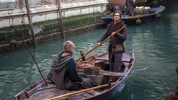 Zoon van een Venetiaanse koopman