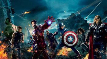 Vrijdag 13 februari: The Avengers (VIER, 20u30)