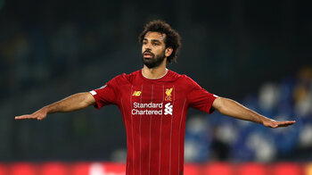 5. Mo Salah, de Egyptische Messi