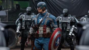Jeudi 20 mars – Captain America : First Avenger (RTL-TVi, 20h20)