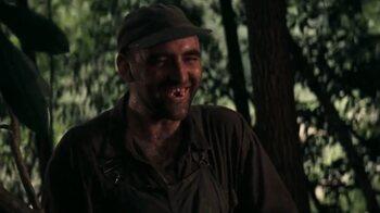 Herbert Coward in 'Deliverance'