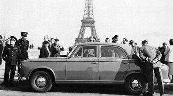 La Peugeot 403 de Columbo