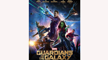Top 5: 3. Guardians of the Galaxy
