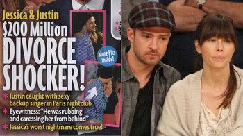 Justin Timberlake a-t-il trompé Jussica Biel ?