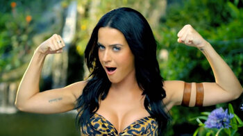 Happy fifty pour Katy Perry !