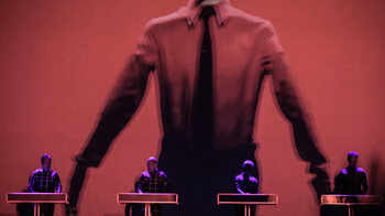 Zondag 15 februari: Kraftwerk - pop art (Canvas, 21u35)