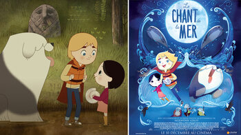 Le Chant De La Mer Un Film De Tomm Moore Pour Les Enfants