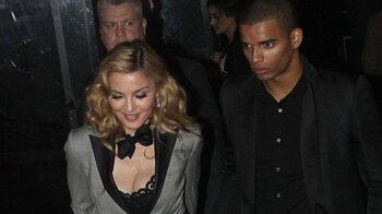 Zoekt Madonna haar heil bij jonge Nederlander?